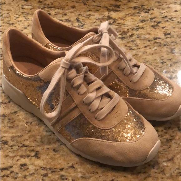 d222cf4bc8a Ugg Women's Jaida Glitter Sneaker